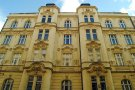 Prague Apartment Wenceslas Square - Dlouha 1A Outside the building