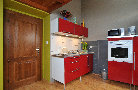Dlouha Apartments - HASTAL GALLERY Kitchen