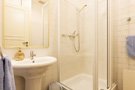 Your Apartments - Riverview Apartment 5E Bathroom 2