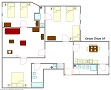 EUA, s.r.o. - Down Town 3B 13 Floor plan
