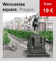 Prague Wenceslas Square apartments for rent